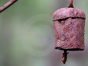 Rusty Chime Royalty Free Stock Photo - Image: 19905