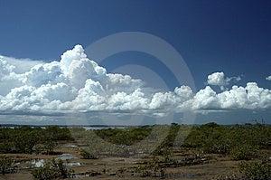 Pristine Coastline Stock Images