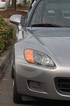 Sportscar. Stock Image