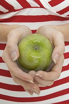 Green Apple 3 Free Stock Photos