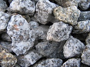 Quarz stones close up Royalty Free Stock Photo