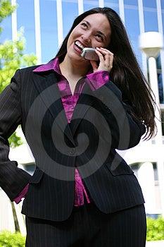 Telemóvel Imagem de Stock