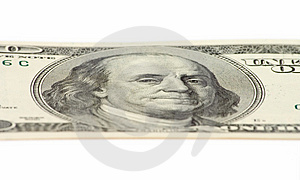 $100 Stock Image