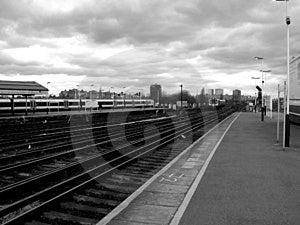 Tracks 3 Stock Photos