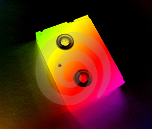 Tape 9 Stock Photography