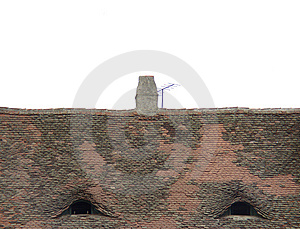 Eyed Roof Stock Photos