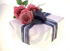 Gift Box Free Stock Images