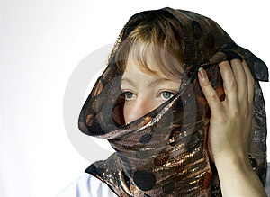 Covered Woman Free Stock Photos