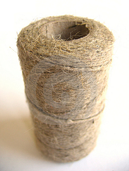 Linen Twine #2 Stock Photos