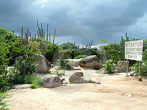 Aruba Immagine Stock