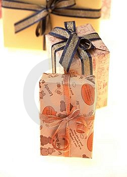 Gift Box Free Stock Image