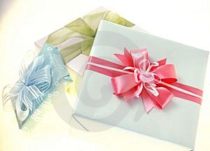 Gift Box Free Stock Photo