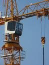 Jib crane Stock Photography