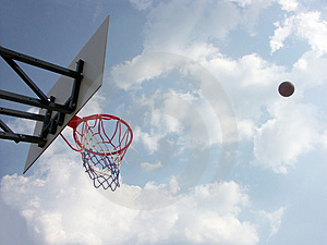 High Throw Royalty Free Stock Image - Image: 1003196