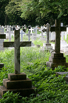 Cemetery Stock Image - Image: 1003241
