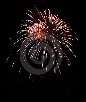 Fireworks1 Royalty Free Stock Photos - Image: 10004498