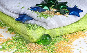 Subjects For Spa, Relaxation And Cleanliness Stock Photography - Image: 10005732