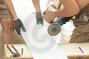 Construction Activity Royalty Free Stock Photo - Image: 10006305