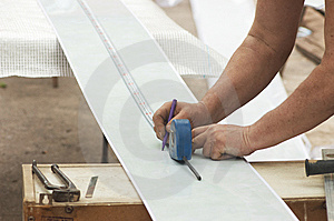 Construction Activity Royalty Free Stock Images - Image: 10006329
