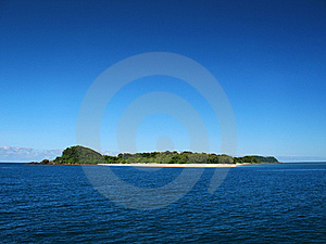 Tropical Island Paradise Royalty Free Stock Photos - Image: 10011428