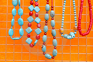 Necklace Stock Images - Image: 10011634