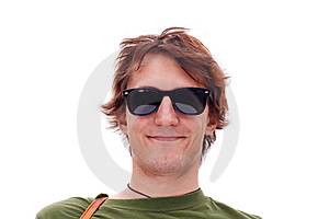 Positive Guy Stock Photos - Image: 10011903