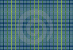 Blue Plaid Patter Stock Photography - Image: 10013052