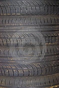 Tła Samochodu Zakończenia Opona Obraz Stock - Obraz: 10014491