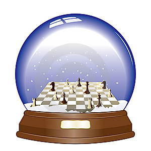Vector Chess Stock Photography - Image: 10019162