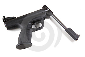 Sport Gun Royalty Free Stock Photo - Image: 10044975
