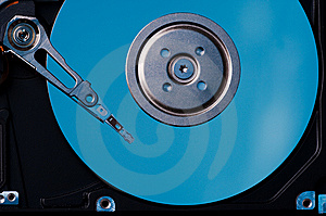 Harddisk Drive Stock Photos - Image: 10046623