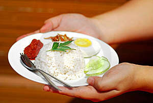 Asian Cuisine Series 04 Royalty Free Stock Images - Image: 10049149