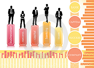 Business People Stock Image - Image: 10051441