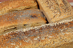 Homemade Bread Stock Image - Image: 10055071
