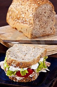 Sandwich Stock Photos - Image: 10057343
