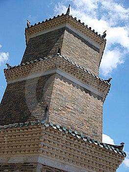 Tsui Sing Lau Pagoda In Tin Shui Wai, Hong Kong Royalty Free Stock Photo - Image: 10060865