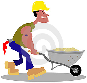 Construction Worker Royalty Free Stock Photography - Image: 10062997