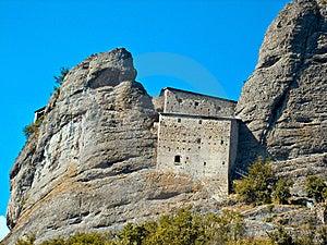 The Stone Castle Royalty Free Stock Image - Image: 10063996