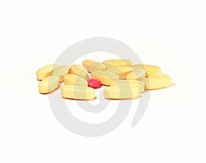 Tablet, Pill Stock Images - Image: 10065614