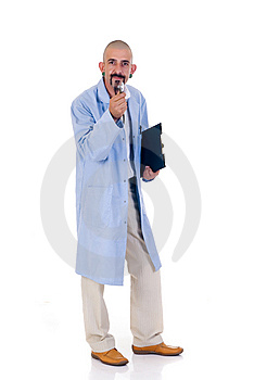 Doctor, Doctor Stock Photography - Image: 10066012