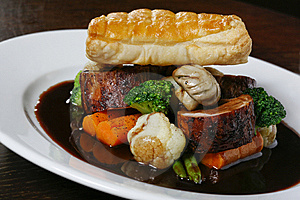 Roast Stock Photos - Image: 10069373