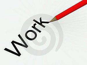 Work Royalty Free Stock Image - Image: 10071716