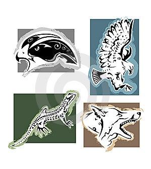 Wild Animals Stock Images - Image: 10072014