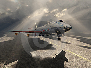 Take Off Stock Images - Image: 10072174