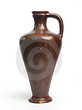 Antique Amphora Royalty Free Stock Image - Image: 10077646