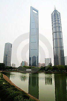 Modern Building Stock Images - Image: 10082474