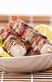 Chicken Kebab Stock Images - Image: 10085014
