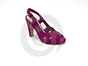 High Heeled Shoe Stock Photos - Image: 10089123