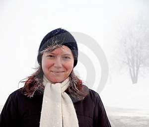 Frosty Day Stock Photos - Image: 1011233