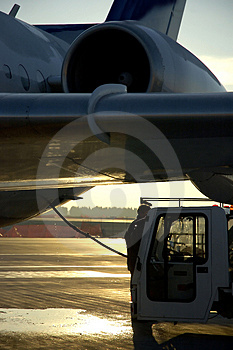 Part Of Plane 2 Royalty Free Stock Photos - Image: 1019448